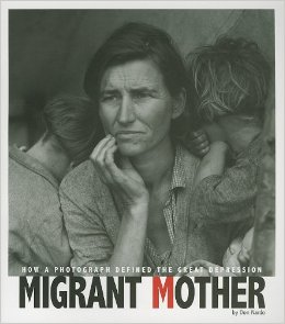 migrant mother childs book