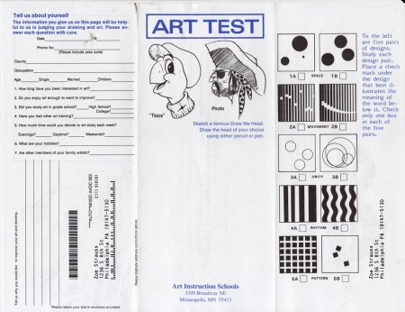 art test web